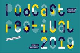 Podcastfestival start kaartverkoop