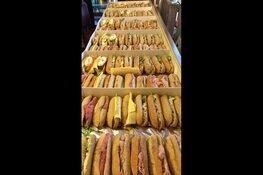 Broodjeszaak de nieuwe rai 50-jaars jubileum