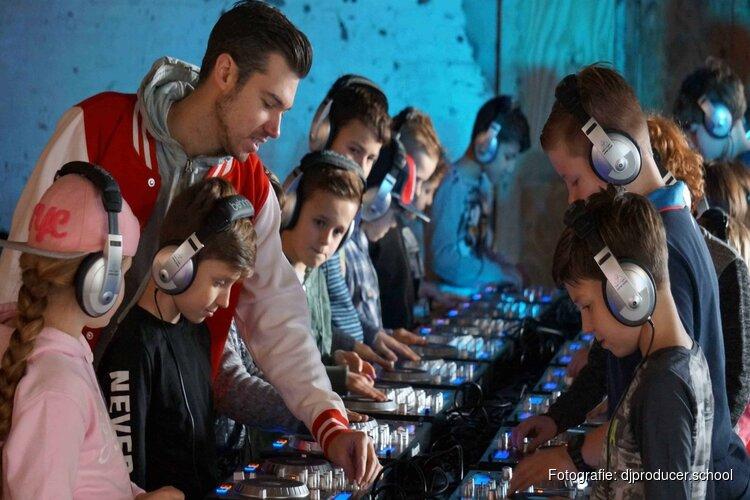 DJ Workshop voor kinderen