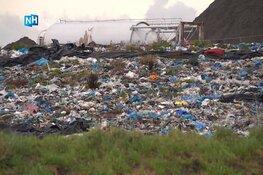 Storten van Amsterdams afval in Wieringermeer laat op zich wachten door strenge regels