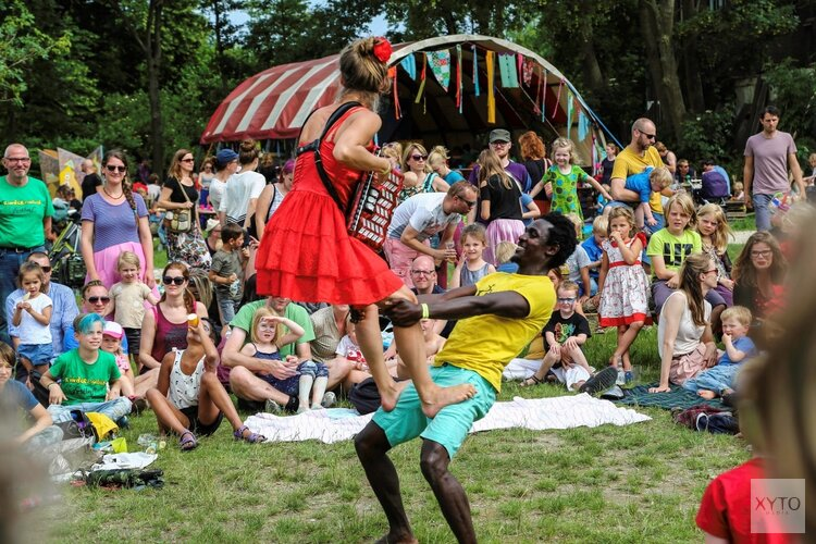 KinderMuziekFestival in Amsterdamse Tolhuistuin