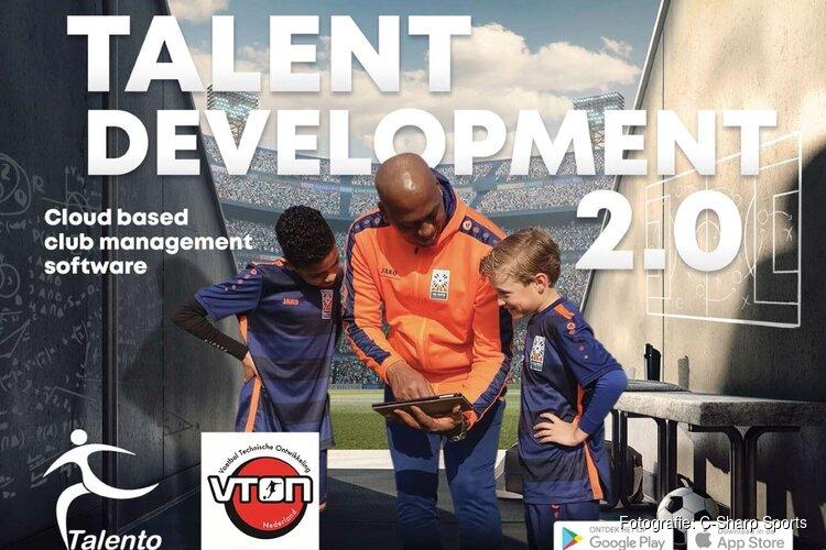 Strategisch partnership Talento en VTON: 'Het begint op het veld'