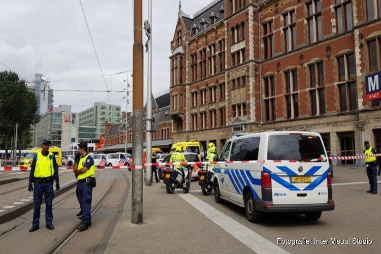 """Slachtoffers tegen aanslagpleger station Amsterdam: """"Je bent geen held, maar een lafaard"""""""