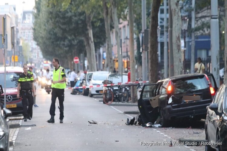 OM: verdachte dodelijk ongeluk Amsterdam was onder invloed