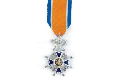 Maatschappelijk betrokken kunstenares ontvangt koninklijke onderscheiding
