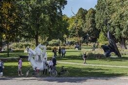 Beeldenroute ARTZUID zomerhit in Amsterdam