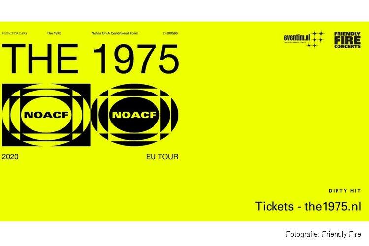 The 1975 op 17 maart 2020 naar Ziggo Dome