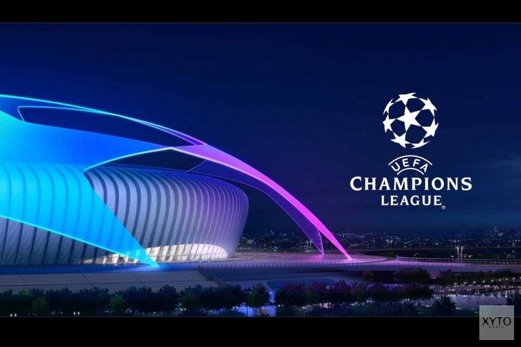 Ajax start voortvarend in Champions League