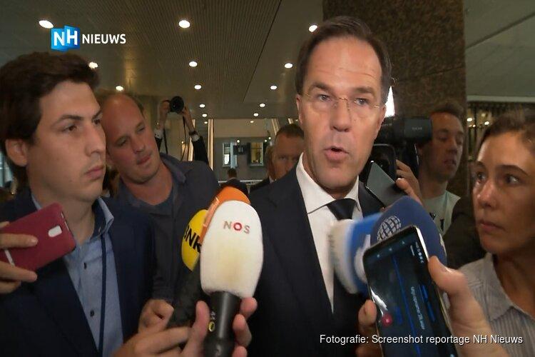 """Mark Rutte noemt moord op advocaat zeer verontrustend: """"politie er bovenop"""""""