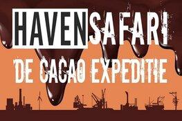 Succesvolle havensafari vaart door met de cacao expiditie de herfst door