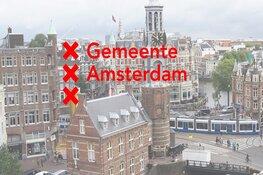Amsterdam mag ja/ja sticker invoeren