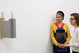 Koningin Máxima aanwezig bij uitreiking Prix de Rome 2019