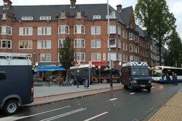 Politie voorkomt confrontatie Ajax- en Groningen-fans: 90 uitsupporters gearresteerd