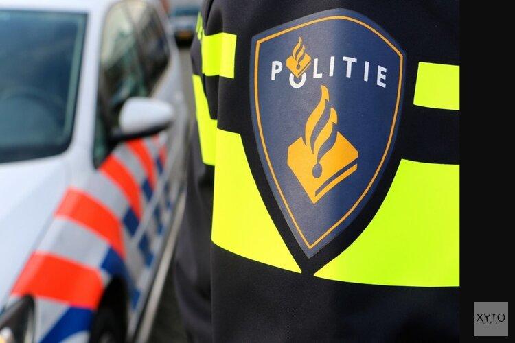 Automobilist negeert rode kruizen Coentunnel en knalt bijna op politieauto