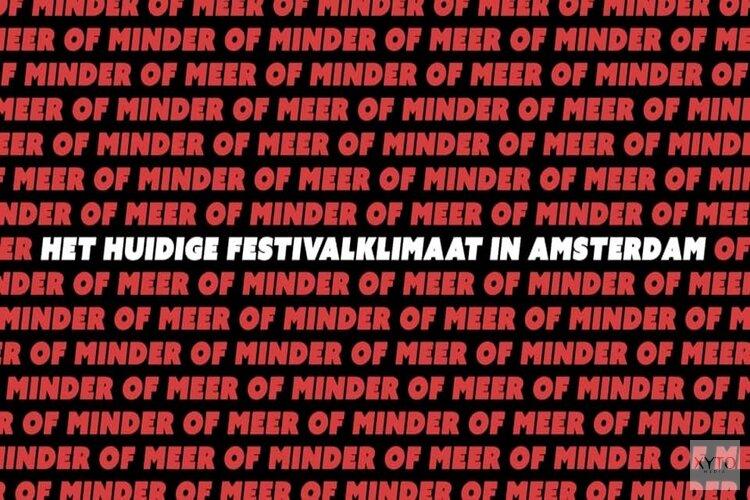 Vunzige Deuntjes schrijft open brief aan Amsterdam over festivalbeleid