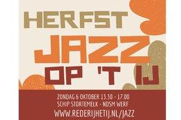 Herfst Jazz op het IJ