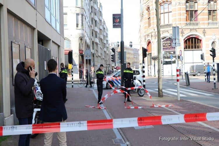 Man voor de rechter voor ontplofte granaat bij chique club in Amsterdam