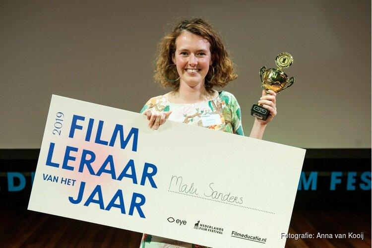 Amsterdamse Malu Sanders nieuwe Filmleraar van het Jaar