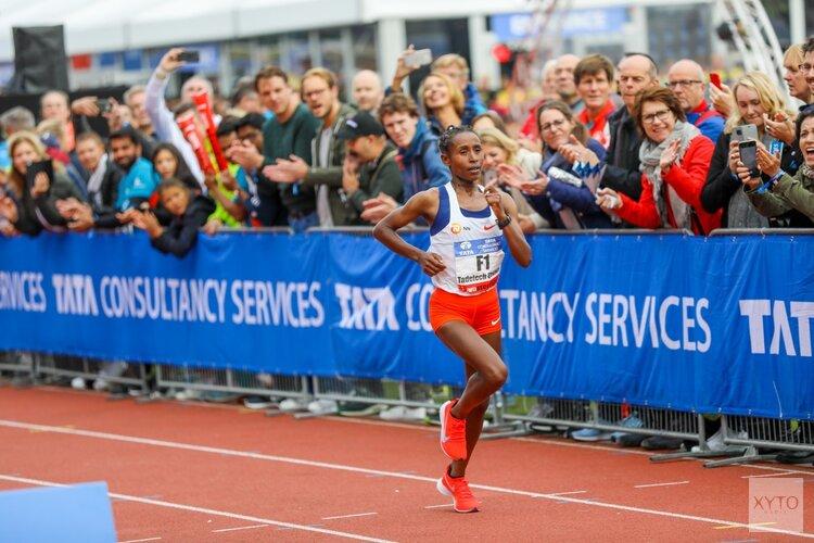 Tadelech Bekele gaat voor derde zege op rij bij 44e TCS Amsterdam Marathon