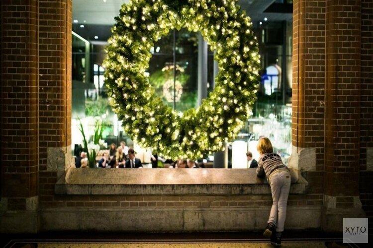 Conservatorium Hotel: mooiste plek van Amsterdam om kerst te vieren