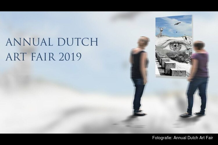 Berdien Stenberg opent Annual Dutch Art Fair 2019