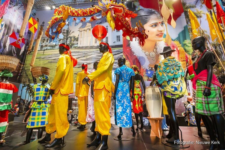 De Nieuwe Kerk Amsterdam opent De Grote Suriname-tentoonstelling