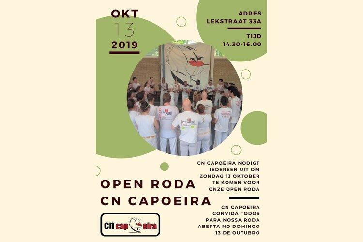 Open Roda CN Capoeira