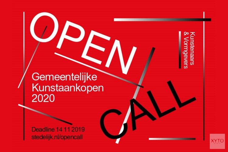 Open Call: Gemeentelijke Kunstaankopen 2020