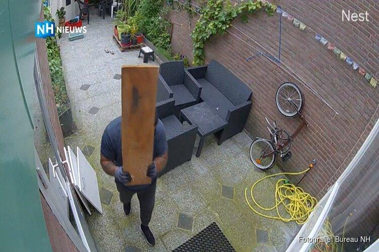 Man probeert met balk voor hoofd anoniem in te breken bij woning in Diemen