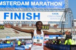 Strijd om nationale titels bij TCS Amsterdam Marathon