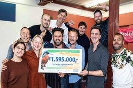 Postcode Loterij en deelnemers verrassen de Vrolijkheid met 1,5 miljoen