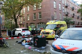 Taxichauffeur neergestoken in Amsterdamse Staatsliedenbuurt