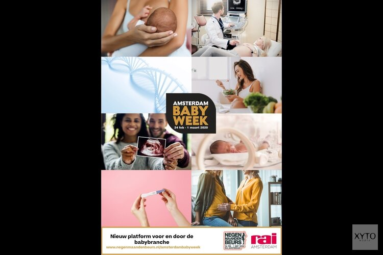 RAI lanceert 'Amsterdam Baby Week'