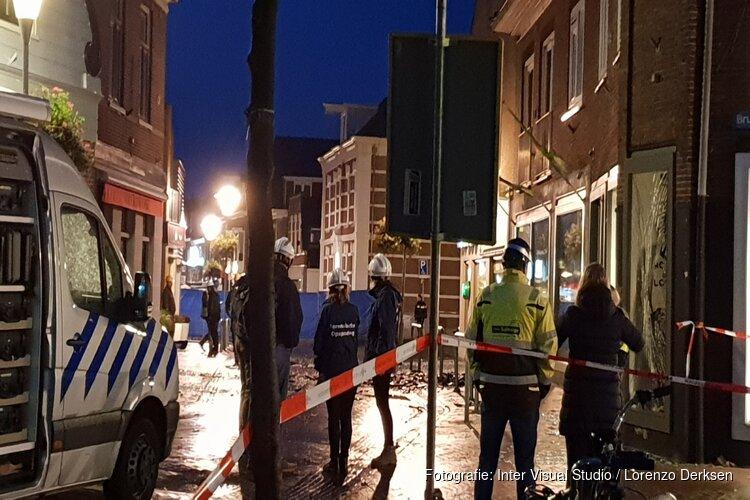 Vluchtroute van daders plofkraak Ouderkerk in kaart gebracht: politie zoekt camerabeelden