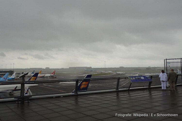 Panoramaterras op Schiphol na lange verbouwing weer open