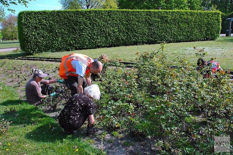 Parkdialoog 7 november, Amstelpark een tuin voor iedereen?