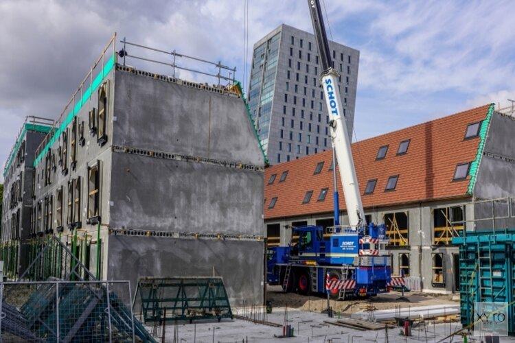 3.884 woningen in aanbouw in eerste helft 2019