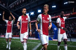Ajax en EA Sports introduceren officiële headscans in FIFA 20