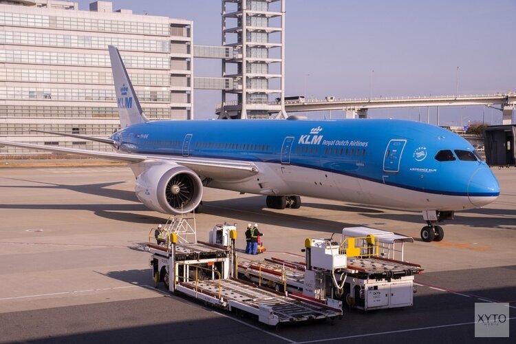 Acties door cabinebonden van KLM in de maak