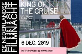 De Nederlandse Filmnacht: KING OF THE CRUISE op 6 december in 14 filmtheaters