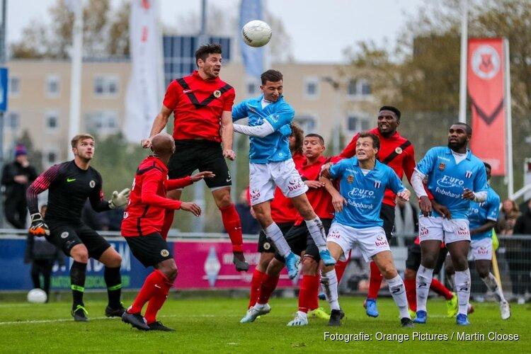 AFC vrij eenvoudig langs Excelsior Maassluis