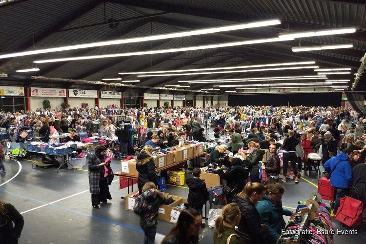Kinderbeurs XXL in Borchland weer groots succes