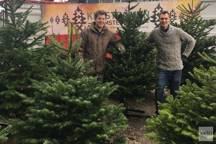 Kerstbomen Amsterdam, straatverkoop en online bezorging van kerstbomen in Amsterdam. De hoogste kwaliteit en service!