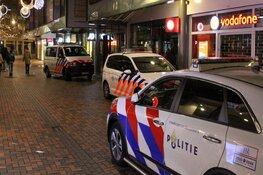 Overvallers dreigen met messen bij winkel in Amsterdam