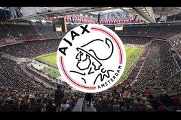 Flitsend Ajax voor rust al klaar met FC Utrecht