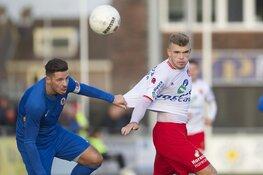 AFC speelt gelijk in Noordwijk