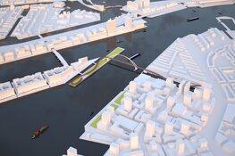 Brug over het Amsterdamse IJ komt er niet in 2025, project zeker vier jaar uitgesteld