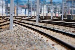Treinverkeer uren plat van en naar Schiphol