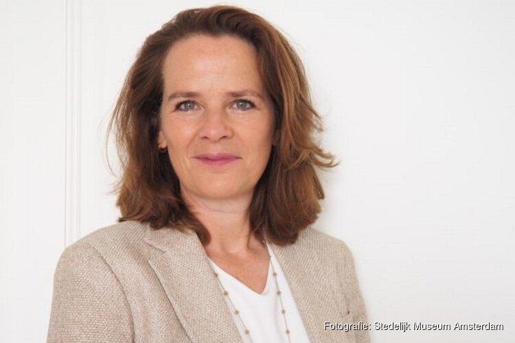 Jacqueline Bongartz nieuwe zakelijk directeur Stedelijk Museum Amsterdam
