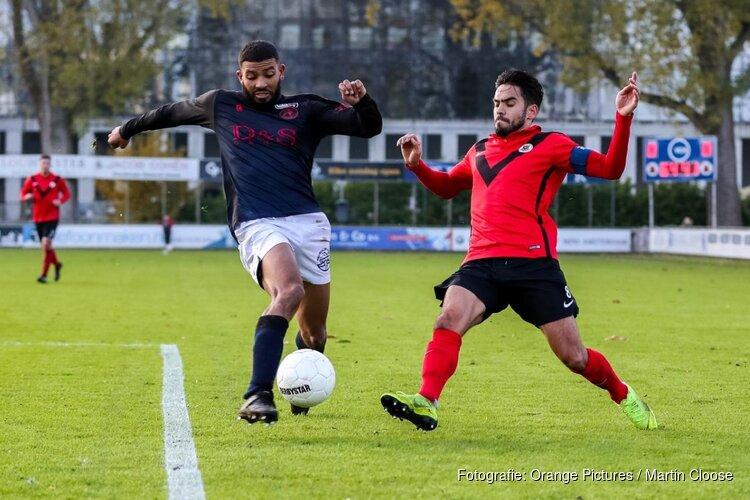 AFC in blessuretijd langs Jong Sparta